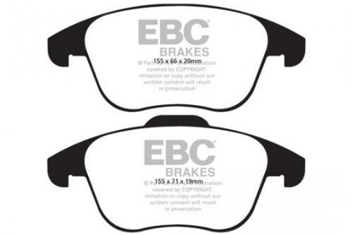 DP1997 Ultimax2 Front Brake Pads (Street) EBC Brakes