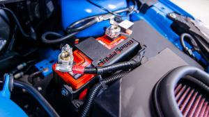 Ford Focus ST 13+ / Focus RS 16+ Batterihållare för Lättviktsbatteri GrimmSpeed