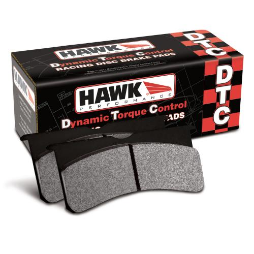 DTC-60 type (16 mm) Bromsbelägg (HB518) Hawk Performance