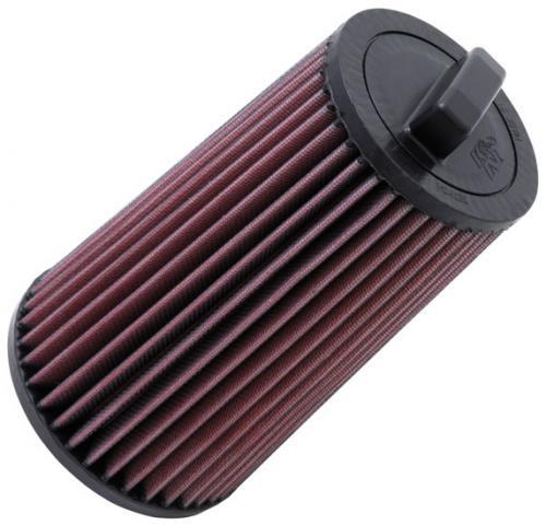 Mercedes 1.8L Kompressor 02-11 Ersättningsfilter  K&N Filters