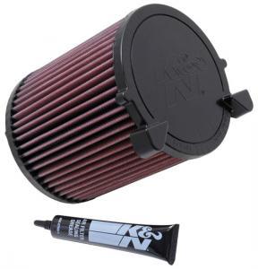 Audi / SEAT / Skoda / VW  Ersättningsfilter  K&N Filters