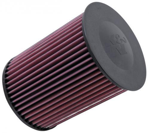 Ford Focus, C-Max, Kuga, Transit 07-17 / Volvo C30 S40 V50 07-15 Ersättningsfilter  K&N Filters