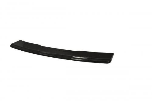 Audi A4 B9 S-Line 15-19 Central Rear Splitter Avant Maxton Design