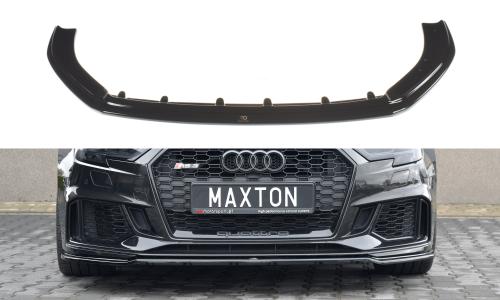 Audi RS3 17-20 8V Frontläpp V.2 Sportback Maxton Design