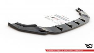 GOLF R VII 17+ Frontsplitter V9 (FACELIFT) Maxton Design