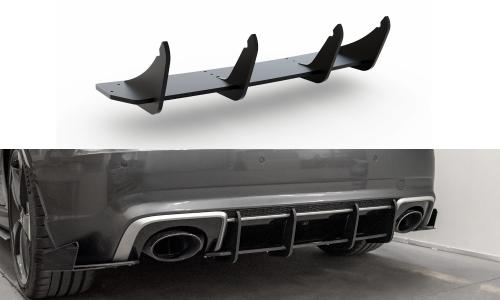 Audi RS3 8V 15-16 Racing Diffuser Durability V.1 Sportback Maxton Design