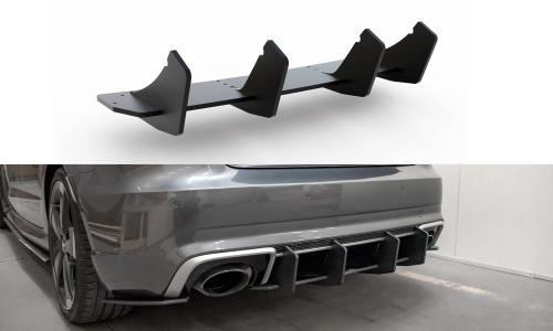 Audi RS3 8V 15-16 Racing Diffuser Durability V.2 Sportback Maxton Design