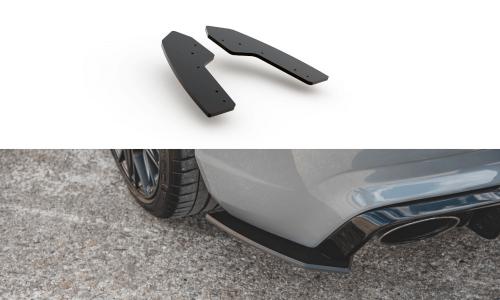 Audi RS3 8V 15-16 Racing Bak Sido Splitters Durability Sportback Maxton Design