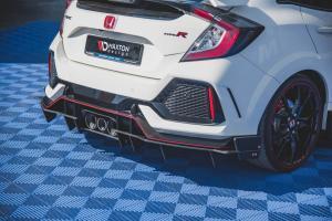 Civic Type-R FK8 17+ Racing Dura Diffuser Maxton Design