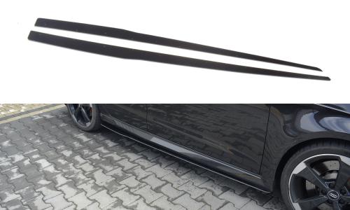 Audi RS3 17-20 8V Racing Sidokjolar V.1 Sportback Facelift Maxton Design