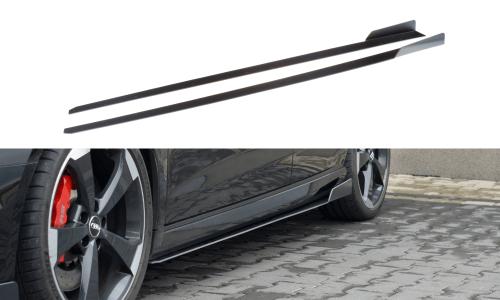 Audi RS3 17-20 8V Racing Sidokjolar V.2 Sportback Facelift Maxton Design