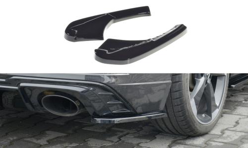 Audi RS3 8V 17-19 Bakre Sido Splitters V.1 Sportback Maxton Design