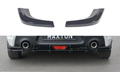 Swift 6 Sport 18+ Bakre Sido Splitters Maxton Design