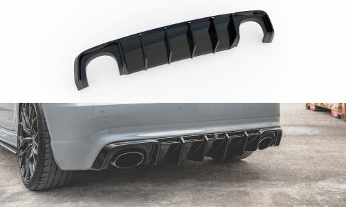 Audi RS3 15-16 8V Diffuser V.1 Sportback Maxton Design