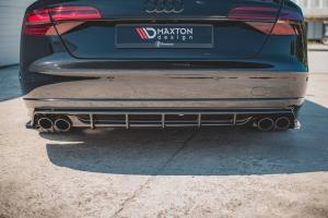 Audi S8 D4 Facelift 15-17 Diffuser Maxton Design