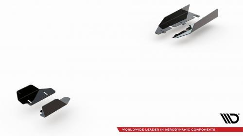 Audi RS3 8V 15-16 Sidokjols Splitter Add-ons Sportback Maxton Design