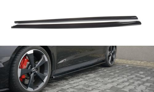 Audi RS3 17-20 8V Sidokjolar V.1 Sportback Facelift Maxton Design