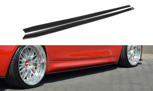 BMW M3 F80 Side Skirts Extensions V.1 Maxton Design