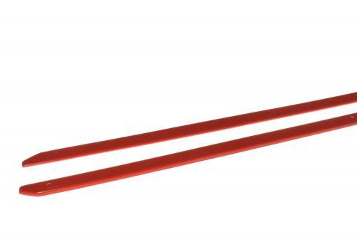 GOLF R VII 17+ (FACELIFT) Sidoextensions V2 Maxton Design