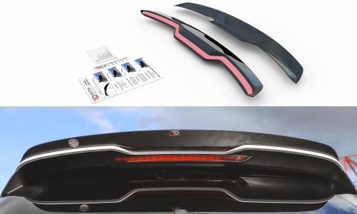 Audi RS3 15+ 8V Sportback Vingextension V.2 Maxton Design