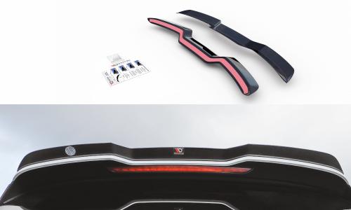 Audi RS3 15+ 8V Sportback Vingextension V.3 Maxton Design