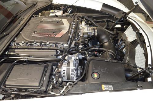 2015 Corvette Z06 6.2L V8 Supercharged Evolution Air Induction System Injen