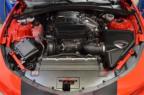 Camaro 2.0L Turbo (Gen 6) 2016 Evolution Luftfilterkit Injen