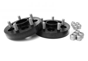 02-14 WRX / BRZ 5x100 Spacers 25mm DRM Style PERRIN
