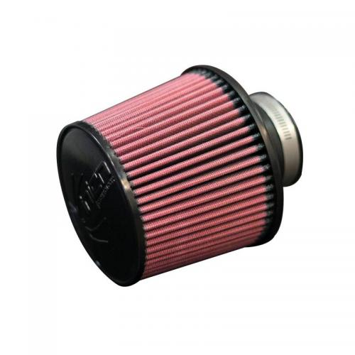 "Injen High Performance Air Filter 3.00/"" Black Filter 6""Base//5""Tall//5""Top"