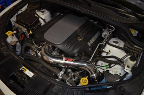 11-17 Durango R/T / 11-17 Grand Cherokee 5.7L V8 Power-Flow Luftfilterkit Injen