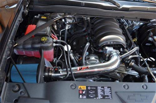 2014-2017 GM (Bensin) Truck V8-6.2L / V8-5.3L Power-Flow Luftfilterkit Injen