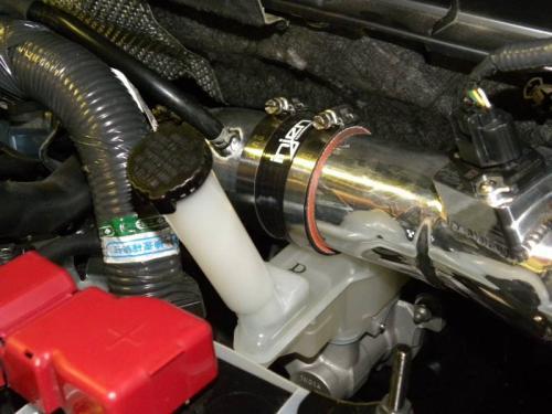 """11-15 Juke 1.6L Turbo 4 cyl. (Inc. Nismo Edition) Turbo-rör """"Auxillary"""" Injen"""
