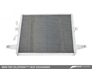 BMW F8X ColdFront Heat Exchanger AWE Tuning