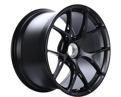 BBS FI-R, 20x11.5, 54, Center Lock, Satin Black