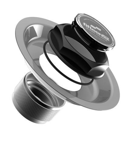 Fifteen52 Chicane 17x7.5 4x100/4x108 42mm ET 73.1mm Speed Silver