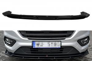 Ford Transit Facelift  2018+ Front Splitter Maxton Design