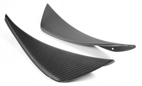 Corvette C7 Canards Frontspoiler Set A APR Performance