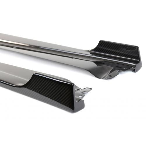 Porsche Cayman GT4 981 Sidor / Extensions Kolfiber APR Performance