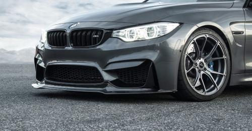 BMW M3 / M4 F8x GTS Frontsplitter Kolfiber Vorsteiner