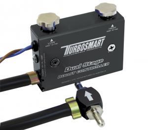 GBCV Dual Stage Black Turbosmart