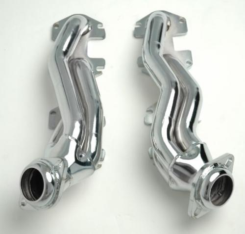 F-150 Pickup 5.4L 04-10 2/4WD Ceramic Coated Performance Header Gibson