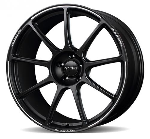 "GT090 21"" 5x112 Blast Black Volk Racing RAYS"