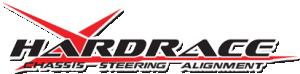 hardrace red black logo