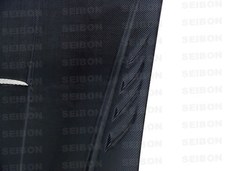 TIBURON (GK27)* 2003 - 2006 SC-style Kolfiberhuv SEIBON