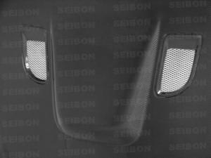 3 SERIES 2DR (E92) Pre-LCI. Excl. M3 & Convertible 2007 - 2010 BM-style Kolfiberhuv SEIBON