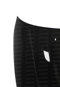 1 SERIES 2DR/HB (E81/E82) Incl. 1M 2008 - 2012 BM-style Kolfiberhuv SEIBON