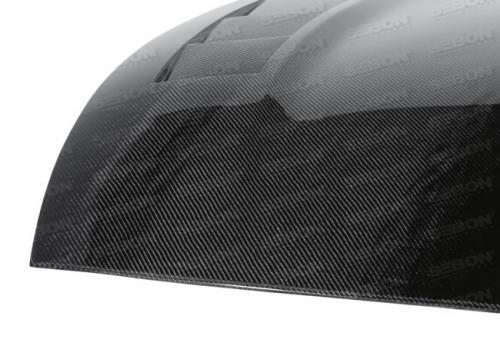 370Z / FAIRLADY Z (Z34)* 2009 - 2014 TS-style HOOD SEIBON