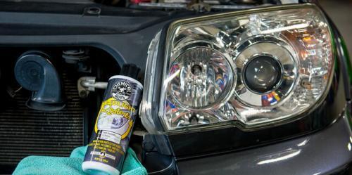 """Chemical Guys Strålkastarpolish """"Headlight Restorer & Protectant"""" 473ml"""