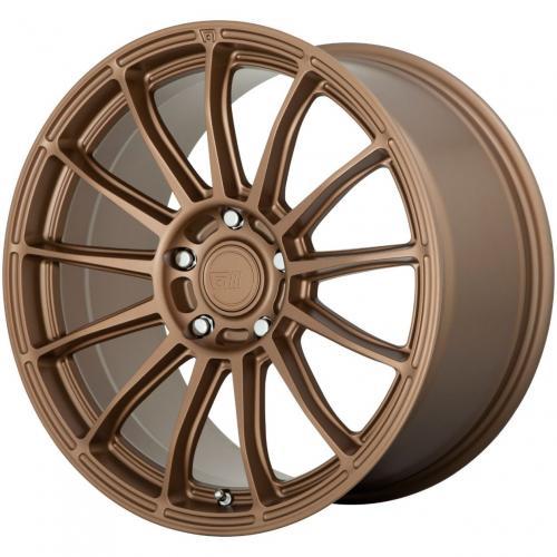 Motegi Cs13 15X7 ET15 5X100 72.60 Matte Bronze