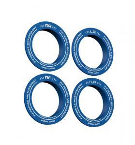Fifteen52 Holeshot RSR Centerringar Blå (Set med 4st)